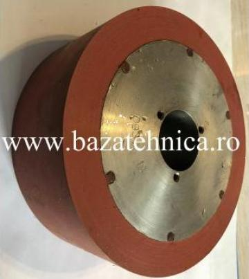 Cauciuc siliconic de temperatura pe metal de la Baza Tehnica Alfa Srl