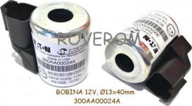 Bobina 12V, d13x40mm, Case IH, New Holland de la Roverom Srl
