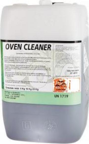 Solutie degresanta HACCP Oven Cleaner de la Stil Intermed Srl