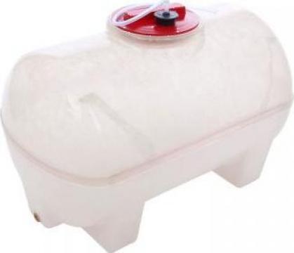 Butoi fibra de sticla 150 litri cu spatiu pentru decantare de la Sc Fibromar Srl