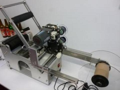 Masina etichetare cu imprimare data