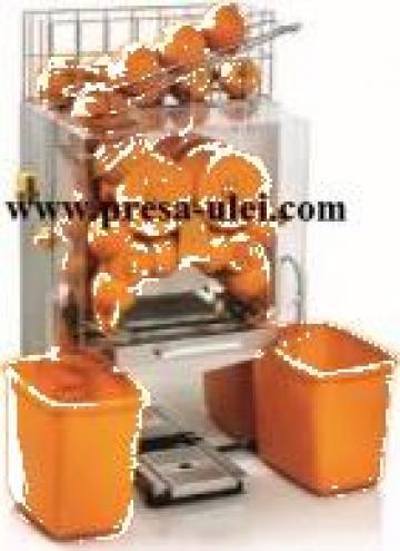 Storcator de portocale de la Presa Ulei
