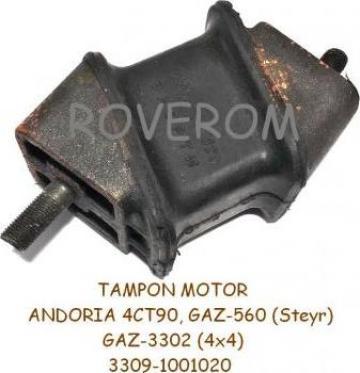 Tampon motor Andoria 4CT90, GAZ-560 (Steyr), GAZ-33027 (4x4)