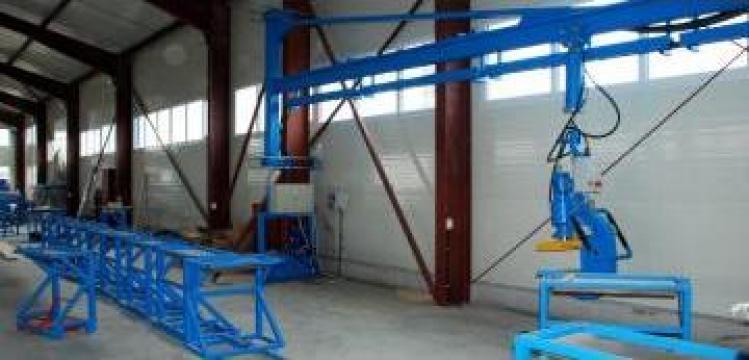 Presa hidraulica rotativa Mark 8