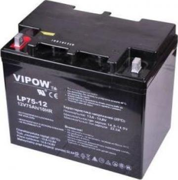 Acumulator gel plumb 12V-75Ah de la Electro Supermax Srl