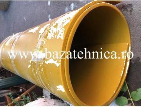 Placa poliuretan 10x1000x2000 mm, 90 Sha