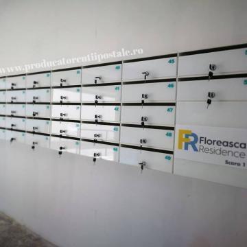 Cutii postale cu sticla de la Mimo & Elvo Group SRL