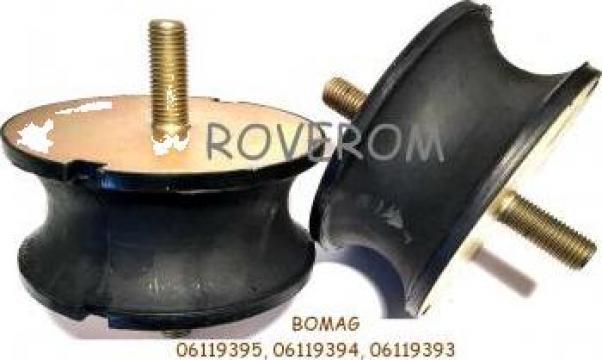 Tampon rola vibrocompactor Bomag BW141, 151, 161, 202, 213 de la Roverom Srl