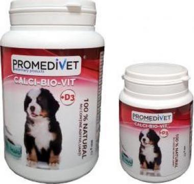 Supliment nutritiv pentru caini Calci - Bio - Vit de la Promedivet