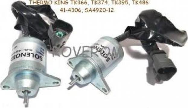 Solenoid 12V, Yanmar Thermo King TK366, TK374, TK395, TK486