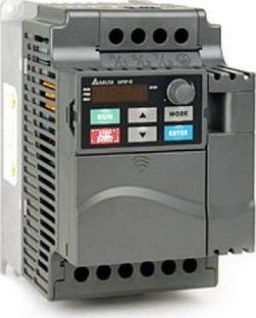 Convertizor frecventa pentru aplicatii HVAC VFD-E de la Professional Vent Systems Srl