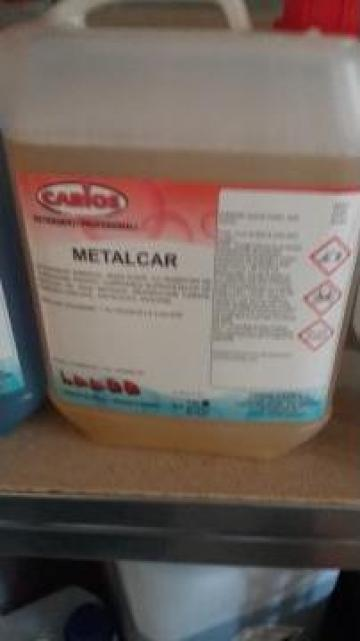 Detergent auto Metalcar de la Sc Carios Cugir Srl