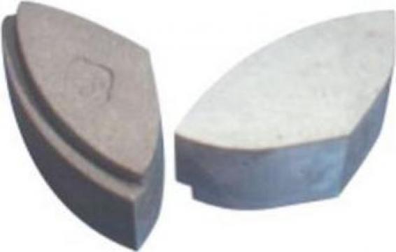 Pietre abrazive pentru piatra (rinichi) Cassani
