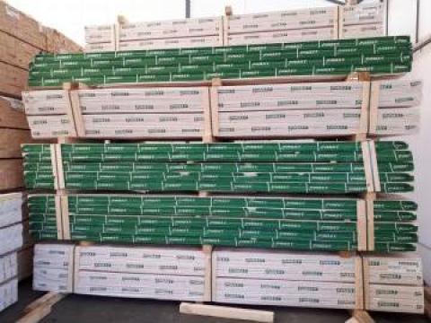 Lambriu lemn import Austria, pazie si sipca uscata de la Cubix Market Srl
