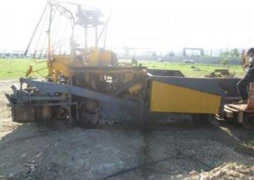 Piese de finisor de asfalt Liba DF.110C de la Pigorety Impex Srl