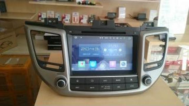 Sistem navigatie Hyundai Tucson 2015-2017 Octa Core