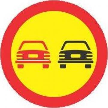 Indicatoare rutiere pentru lucrari in carosabil de la S.c. Drumalex S.r.l.