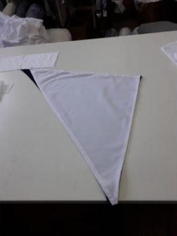 Bandane triunghi de la Sc Atelier Blue Srl
