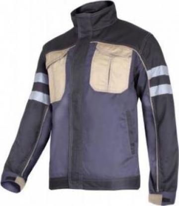 Jacheta lucru mediu-groasa cu reflectorizant de la Electrofrane