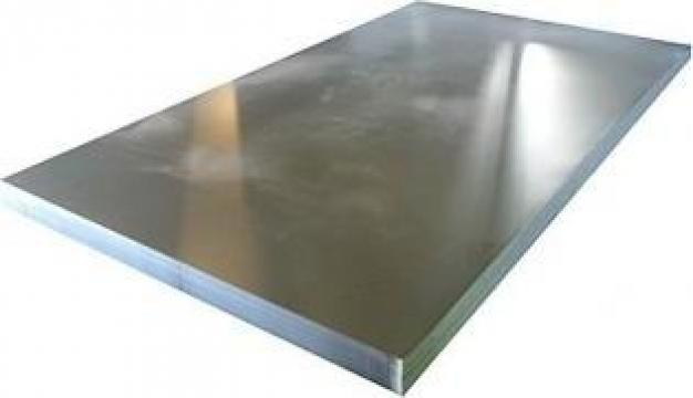 Tabla inox AISI304 5,00x1000x2000mm de la Electrofrane