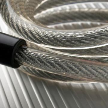 Cablu din otel cu invelis PVC DIN 3055 de la Electrofrane