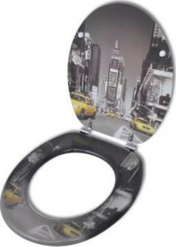 Capac WC MDF design New York