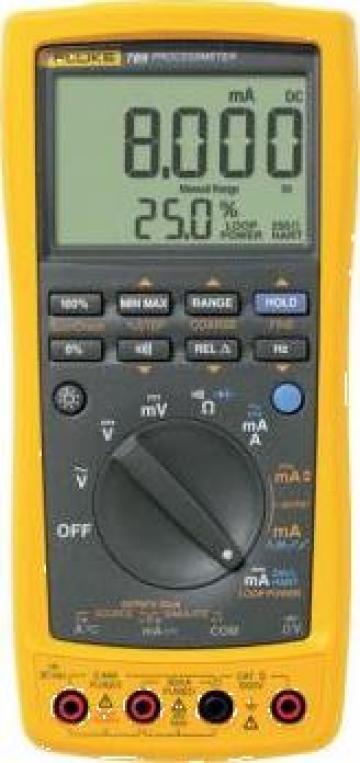 Multimetru digital de precizie Fluke 789 de la Furitech Srl