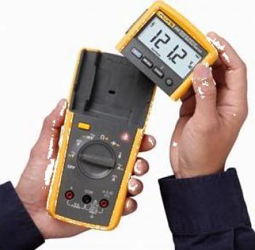 Multimetru digital portabil Fluke 233 de la Furitech Srl