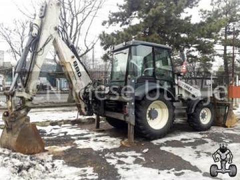 Inchiriere buldoexcavator Terex 880 Elite in Bucuresti de la ACN Piese Utilaje