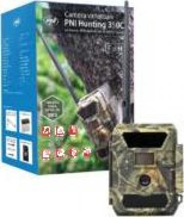 Camera video vanatoare PNI Hunting 350C 12M de la Electro Supermax Srl