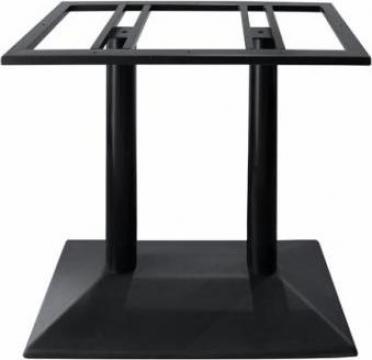 Picior, baza metalica pentru masa Raki 40x73xh72cm de la Basarom Com