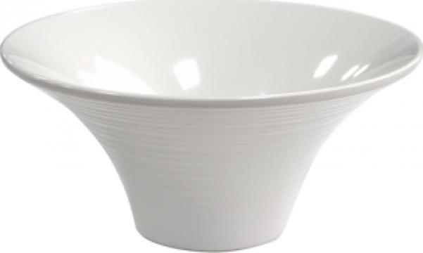 Cupa melamina Nova 28cm alba de la Basarom Com