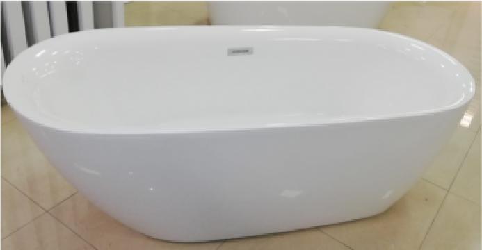Cada baie ovala 170x70 cm