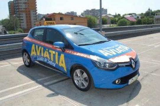 Cursuri auto Renault Clio de la Scoala De Soferi Aviatia