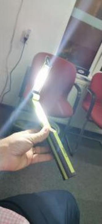 Lanterna led ultra profesionala 670 lumeni