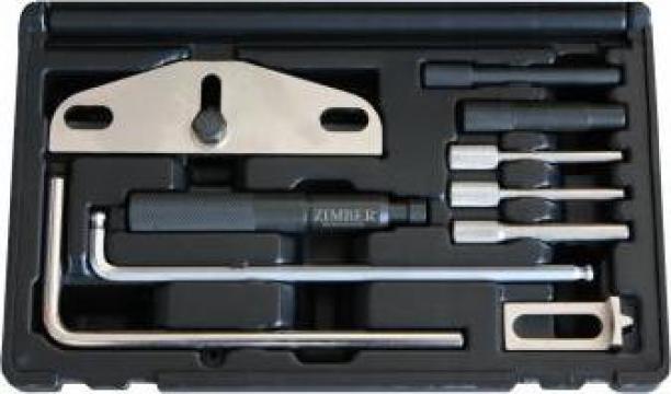 Trusa blocaje distributie pentru motoare Volvo 1.6/1.9/2.0/2 de la Zimber Tools