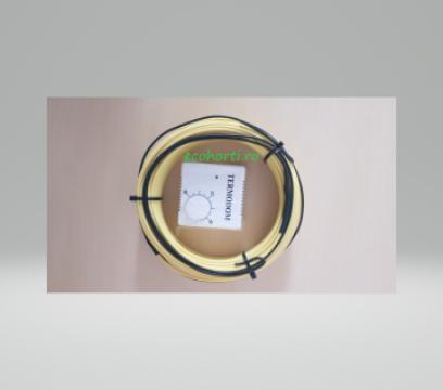 Cablu incalzire si termostat 700W de la Hortimag Blia Concept