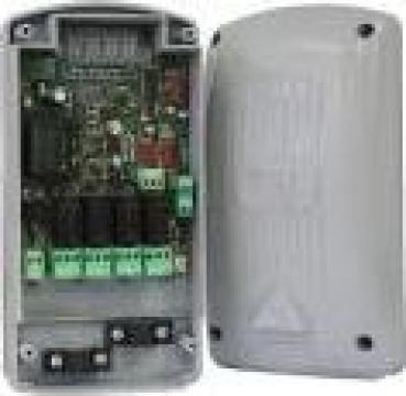 Receptor radio extern CAME pentru comanda automatizari de la Kadra Tech Srl