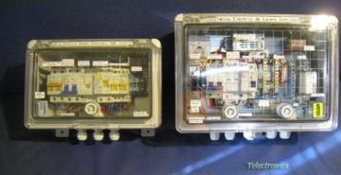 Tablouri electrice instalatii fotovoltaice si eoliene de la Telectronics SRL