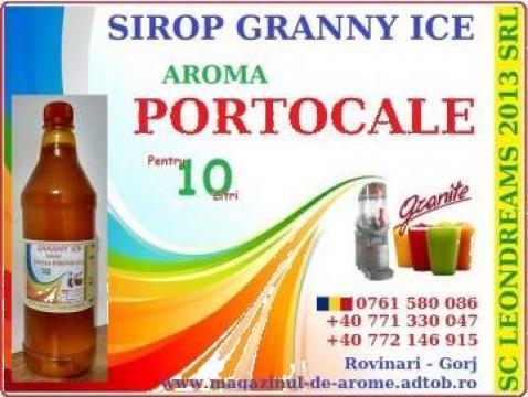 Sirop granita Granny Ice Portocale