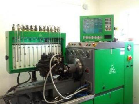 Reparatii pompe monosectiuni utilaje gama Bosch de la Amro Auto Srl
