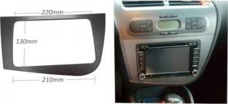 Rama 2DIN Seat Leon 2005-2012