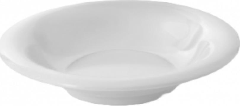 Farfurie melamina pentru paste Raki 30cm alba de la Basarom Com