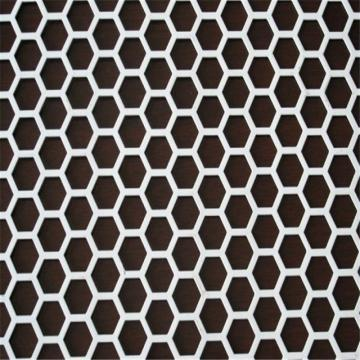 Placi metalice perforate