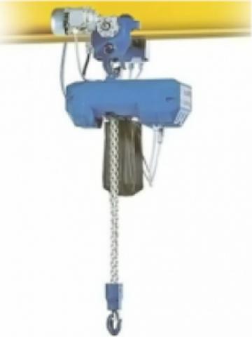 Electropalan cu cablu cu deplasare electrica 250 Kg de la Electrofrane