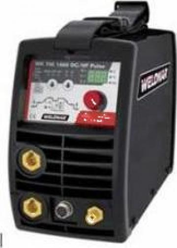 Aparat de sudura TIG Weldkar 1660 DC/HF Pulse 230V de la Furitech Srl