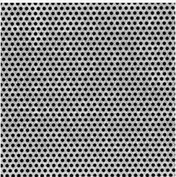 Tabla inox perforata 0.8x1000x2000mm R3T5 RV 3-5 gaurita de la MRG Stainless Group Srl