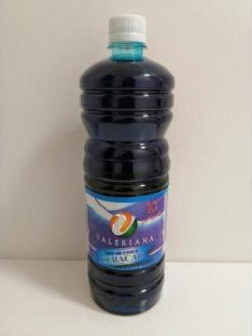 Sirop pentru granita 1 litru curacao de la Cristian Food Industry Srl.