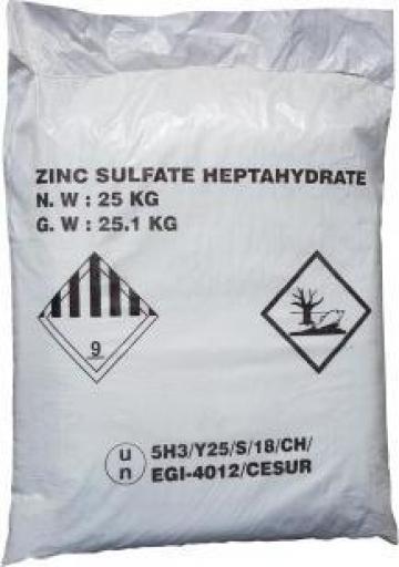 Sulfat de zinc de la Kynita Srl