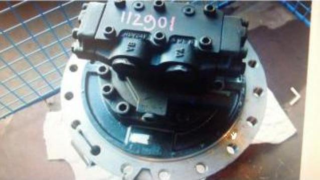 Motor hidraulic excavator Case CX330/CX350, de la Nenial Service & Consulting